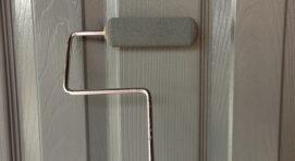 Festéssel védhetjük meg az ajtót