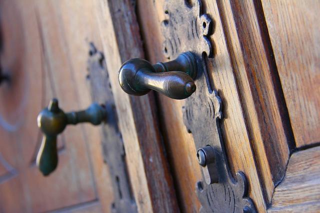 Régi ajtók felújítása