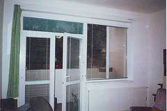 Ablak csere otthonában