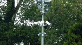 Utcai biztonsági kamerák