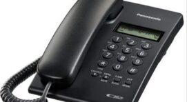 Modern irodai telefon