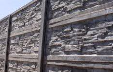 A betonkerítés szerepe