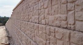 Erős és esztétikus betonkerítés